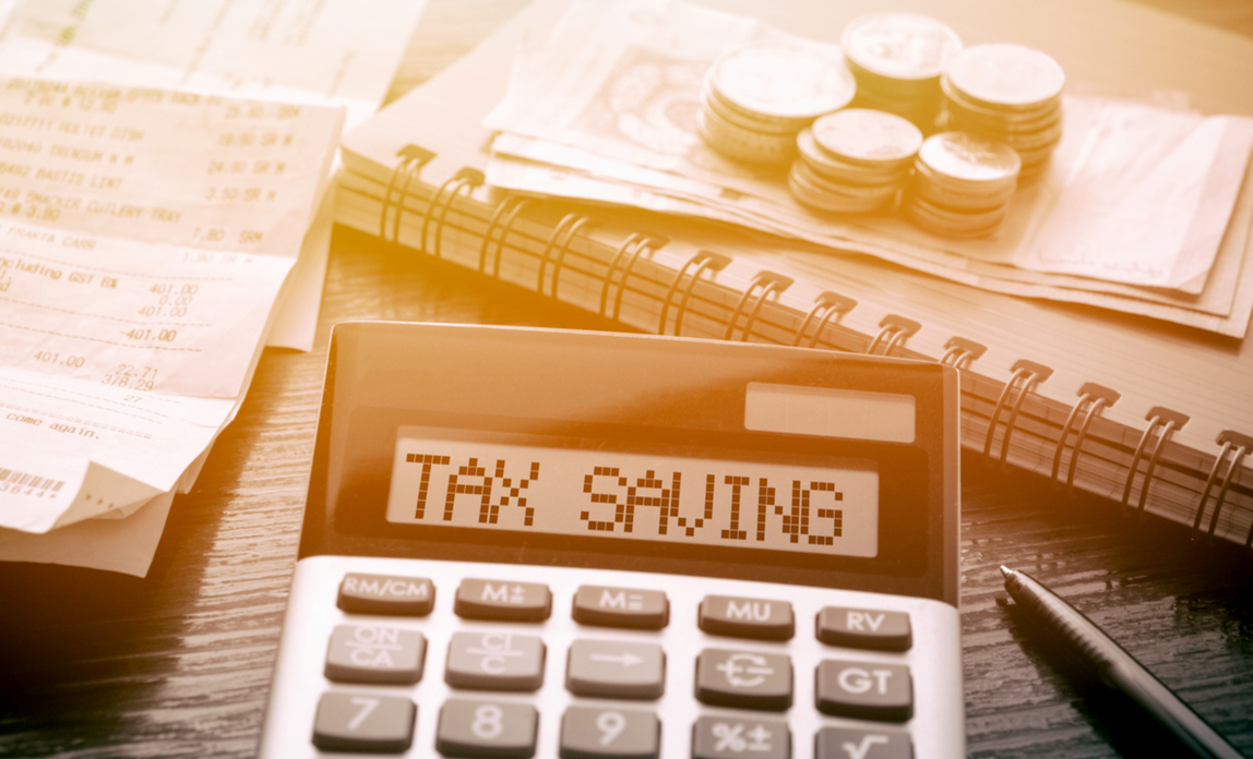 Tax saving on a calculator - What are the best ways to save tax?