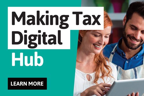 Making Tax Digital (MTD) Hub