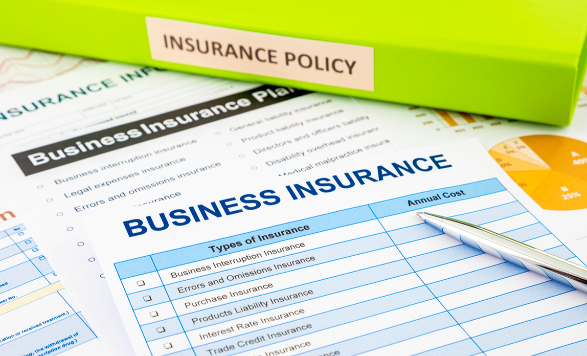 Insure your business
