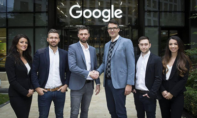 Google and Get Work partnership
