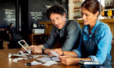 Half of small business owners struggle with finances