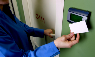 Premises secure entry system