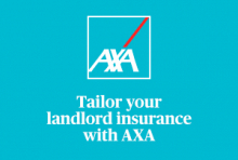 AXA Landloard insurance logo